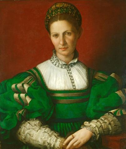 HM Queen Bronzino