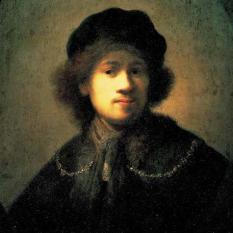 rembrandt_self-portrait walker liverpool