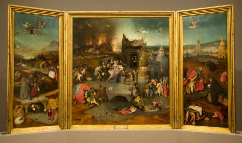Bosch St Anthony Lisbon
