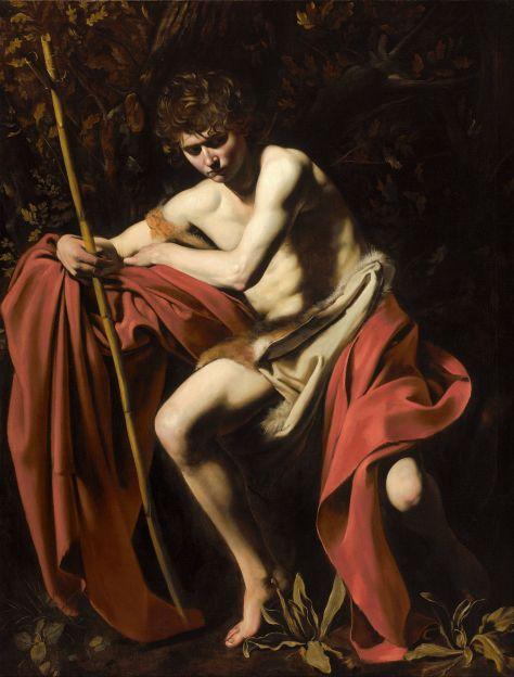 Caravaggio_Saint_John_the_Baptist_in_the_Wilderness