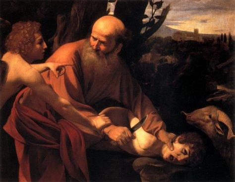 The_Sacrifice_of_Isaac_Caravaggio
